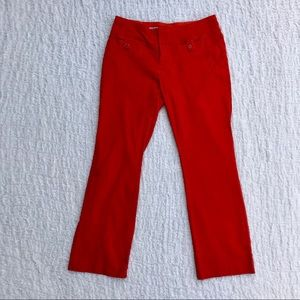 Anthropologie Cartonnier linen feel pants